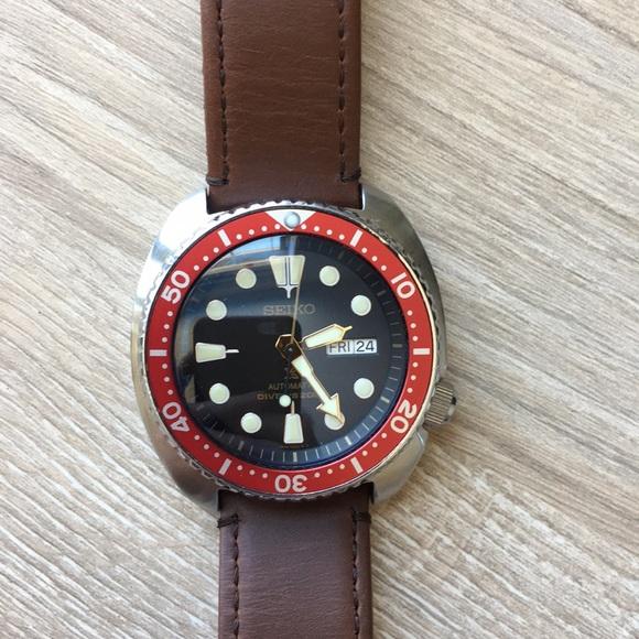 Seiko Turtle SRP775